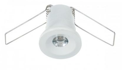 Scolmore LED200WHWH 12V LED IP44 Cast Starlight White
