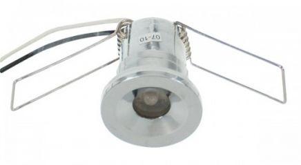 Scolmore LED200WHCH 12V LED IP44 Cast Starlight Chrome