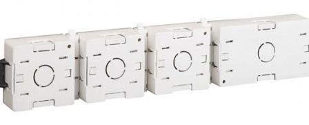Scolmore Click GA100 Ezylink Dry Lining Box Connector