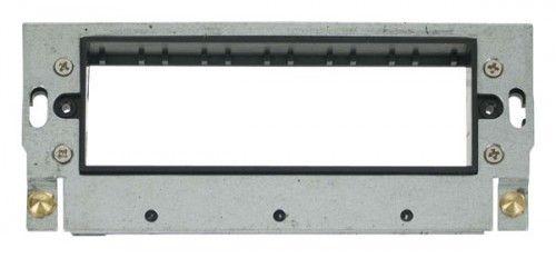 Scolmore GR100BK 6 Minigrid Module Yoke Black