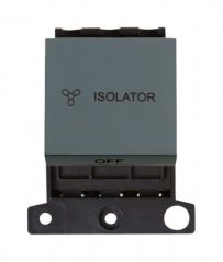 MD020BK 10A 3 Pole Fan Module Black