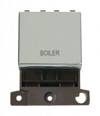 MD022CHBL 20A DP Ingot Switch Chrome Boiler