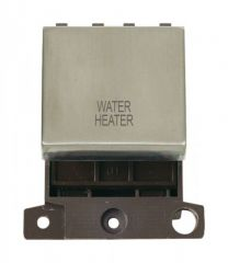 MD022SSWH 20A DP Ingot Switch Stainless Steel Water Heater