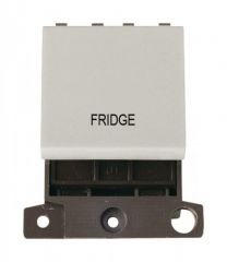 MD022WHFD 20A DP Switch White Fridge