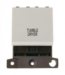 MD022WHTD 20A DP Switch White Tumble Dryer