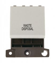 MD022WHWD 20A DP Switch White Waste Disposal