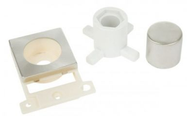 MD150BS Dimmer Module Mounting Kit Brushed Stainless Steel