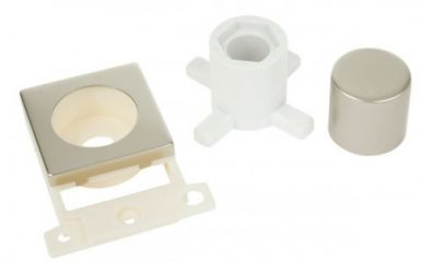 MD150PN Dimmer Module Mounting Kit Pearl Nickel