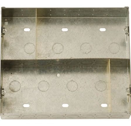 Scolmore Click New Media MP526 Divider for MP525 Back Box