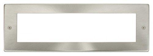 Scolmore Click New Media MP508SC Small Media Front Plate 8 Module