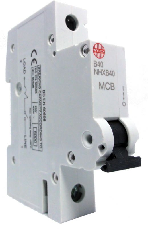 Buy MCBs Miniature Circuit Breakers Online - PEC Lights