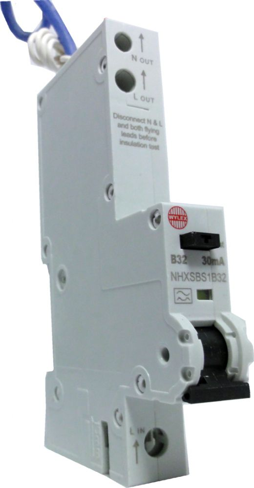Online RCBO Circuit Breaker, Residual Current Circuit Breaker - PEC Lights
