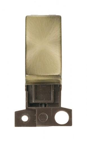 Click MiniGrid Antique Brass Modules