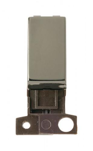 Click MiniGrid Black Nickel Modules