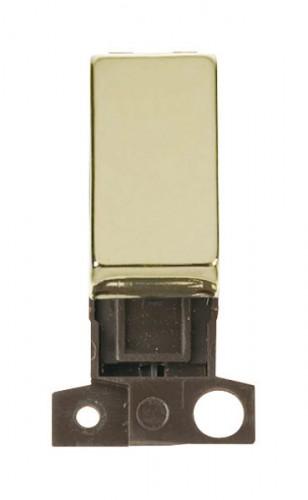 Click MiniGrid Polished Brass Modules