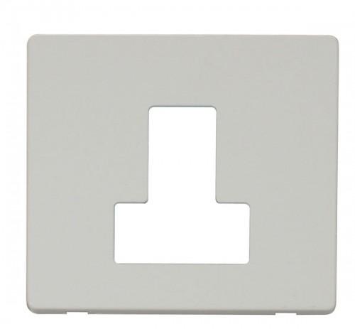 Scolmore Click Definity Polar White Control Switches Cover Plates
