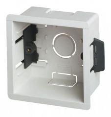 Scolmore Click WA106P 1 Gang 47mm Deep Dry Lining Box