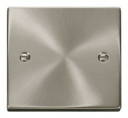 Scolmore Click Deco VPSC060 1 Gang Blank Plate