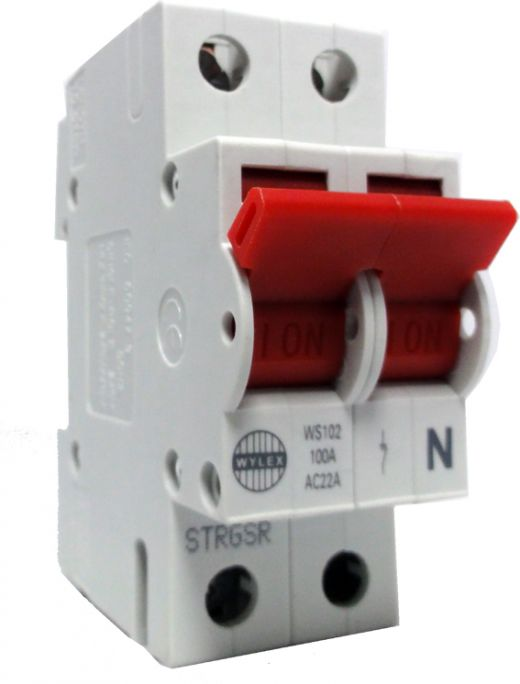 Buy Main Switch Isolators Online - PEC Lights