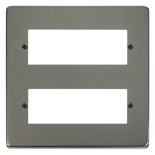 Black Nickel Plates