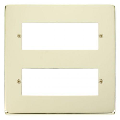 Polished Brass Plates
