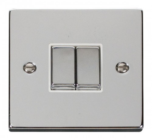 Buy VPCH Polished Chrome Click Switches| PEC Lights
