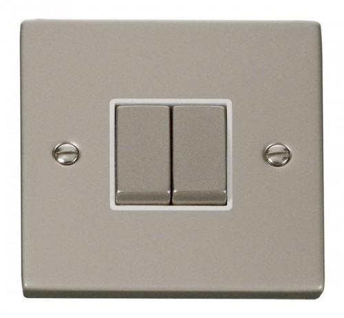 Click Deco Pearl Nickel VPPN Switches