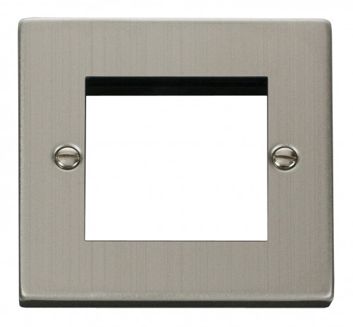 Buy VPSS Stainless Steel Click New Media Euro Plates  PEC Lights