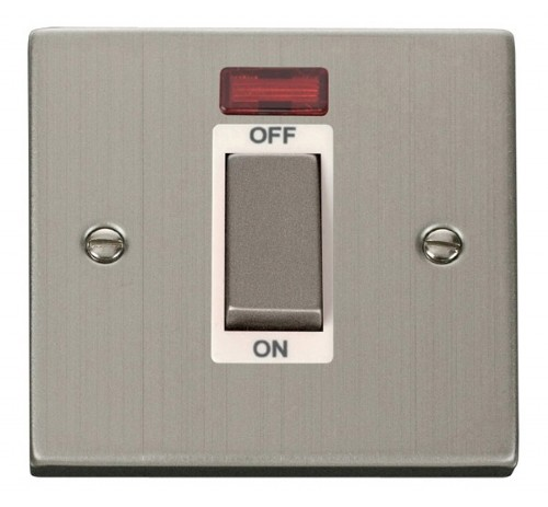 Buy VPSS Stainless Steel Click 45A Switches | PEC Lights