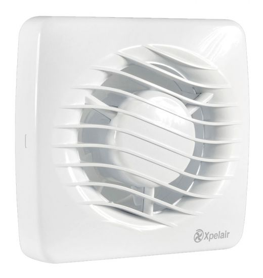 Extractor Fans - Domestic Ventilation - PEC Lights