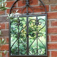 Garden Mirrors & Gothic Garden Mirrors | A complete Garden Mirror & Garden Online Accessories