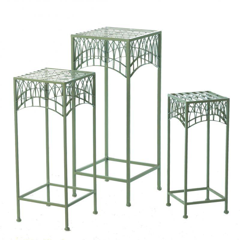 Hampton Side Tables - set of 3