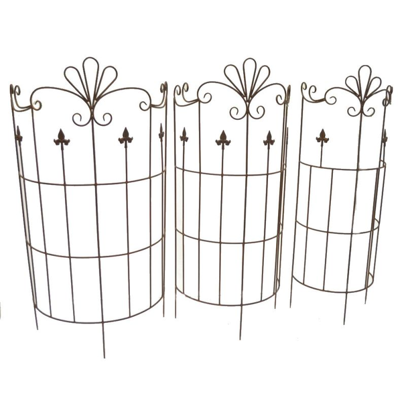 Set of 3 Plant Supports