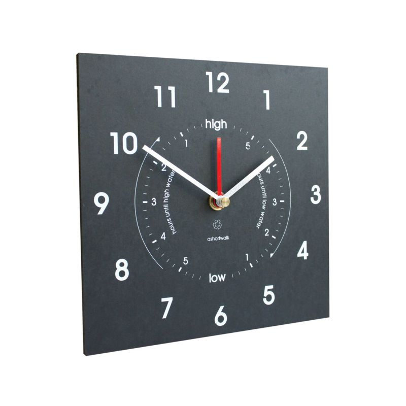 Time And Tide Clock - Recycled