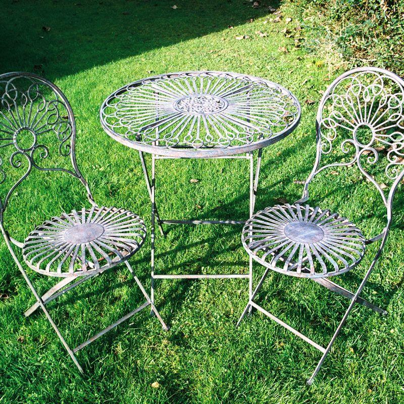 Sandown Table & 2 Chairs