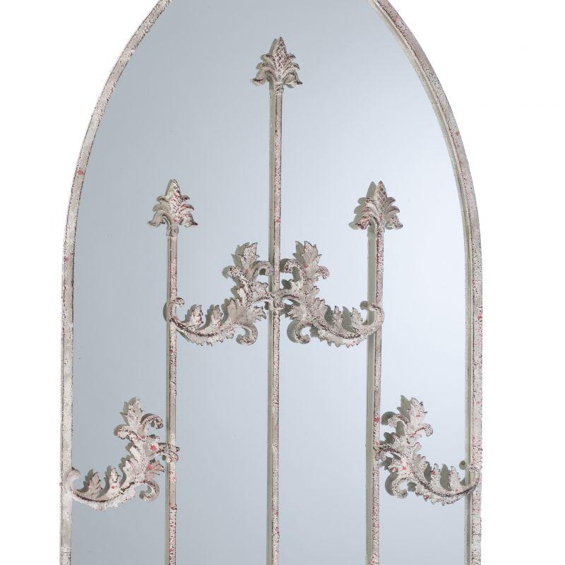 Large Fleur Mirror
