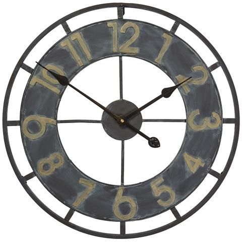 Shaftsbury Wall Clock