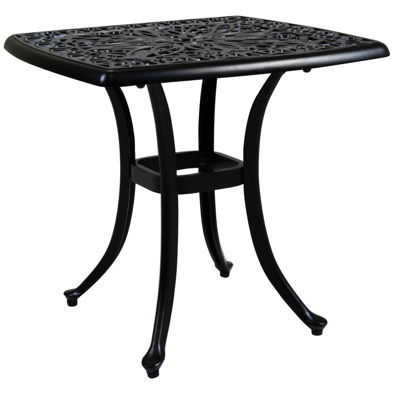 Cast Aluminium Side Table