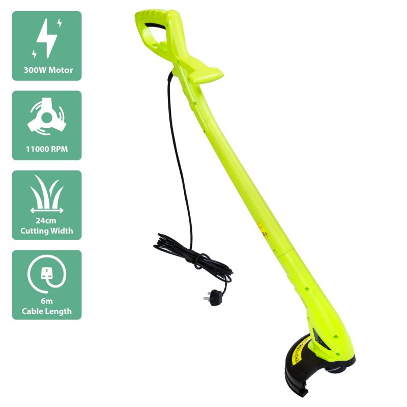300W Electric Grass Trimmer