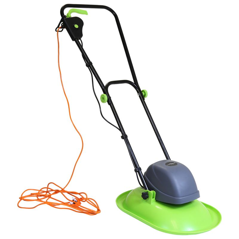 Electric Hover Mower 1000W 28cm Cutting Blade