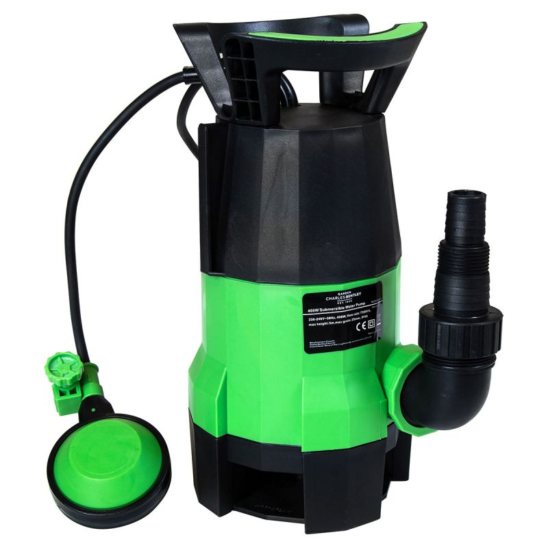 400W Electric Submersible Water Pump