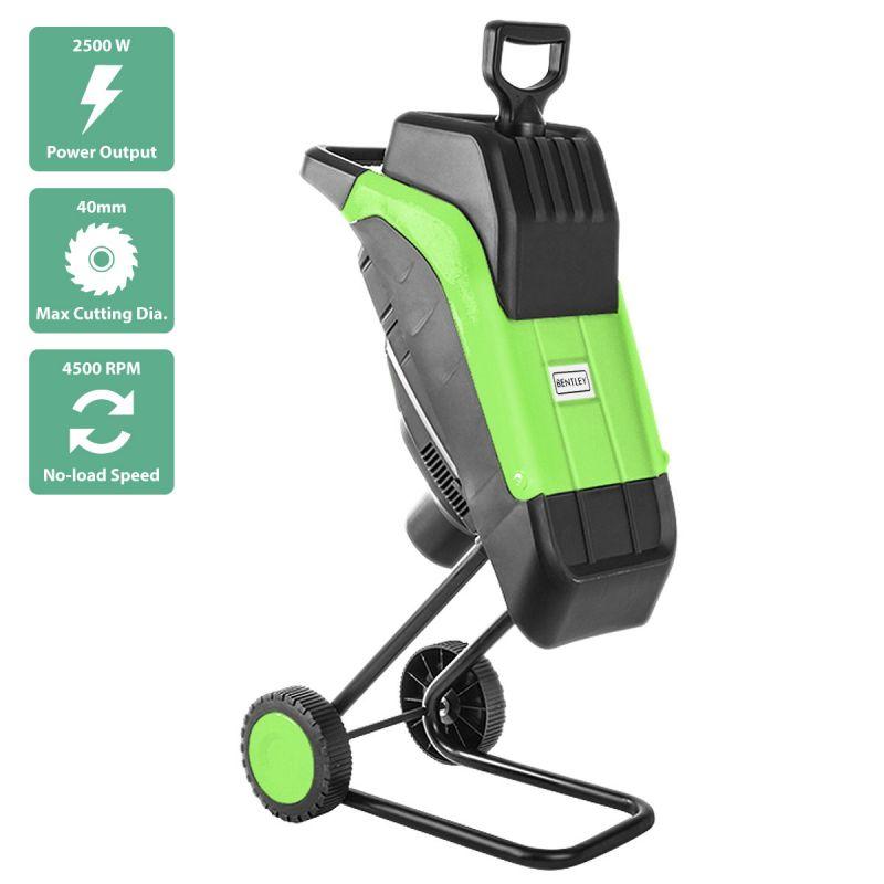 2500W Electric Garden Shredder