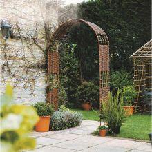 Garden Arch Trellis & Garden Structures | Beautiful Garden Archways & Garden Fencing | Sandedge
