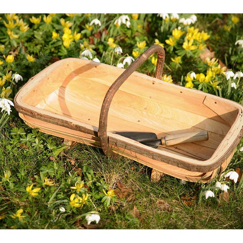 """Sussex Style Trug large 18""""x10"""""""