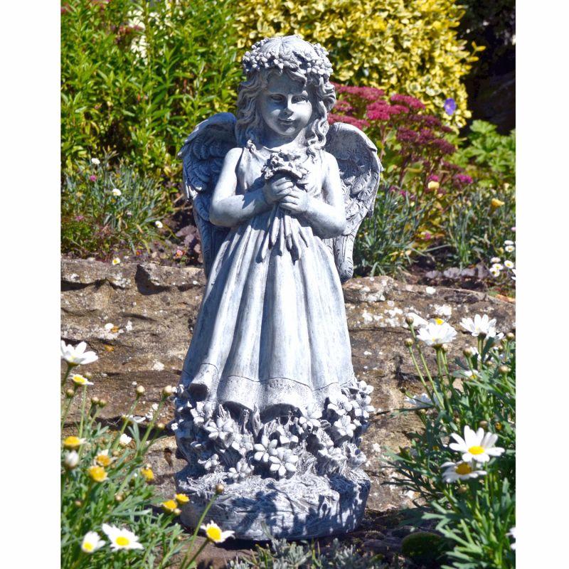 Flower Angel Standing
