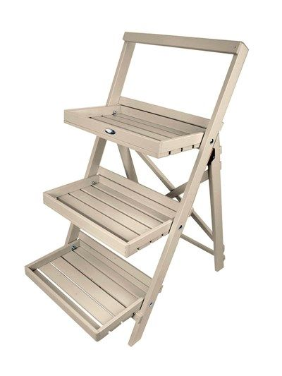Stepped Plant Stand