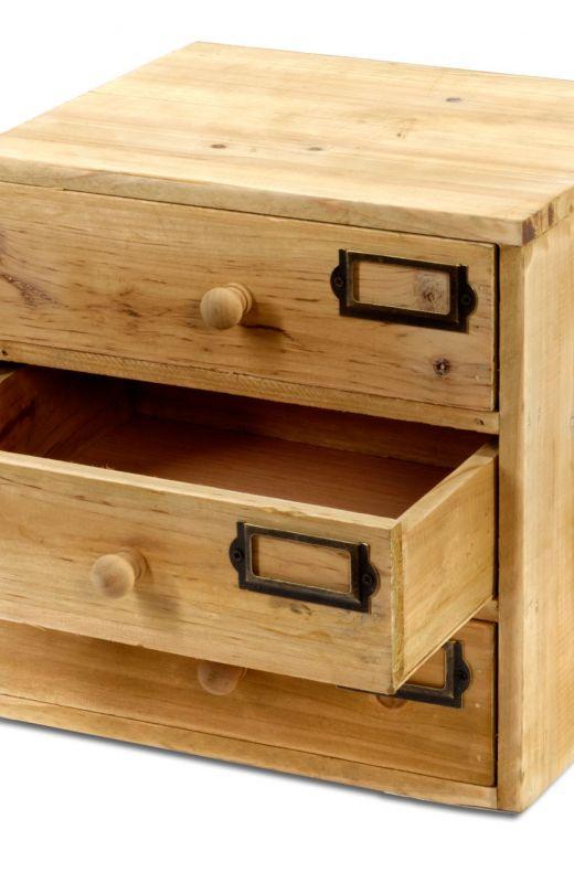 Storage Drawers (3 drawers)