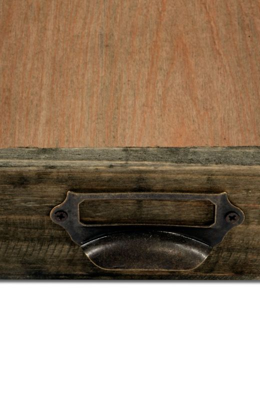 Wooden Paper Tray 25 x 34 x 10cm