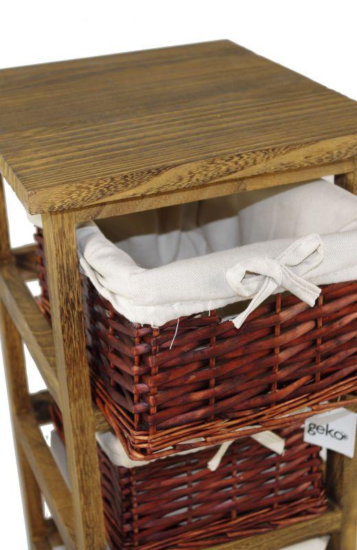Layburn Wooden Cabinet