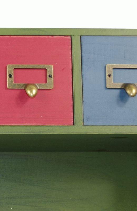 Hanging Keys Rack 63 x 12 x 46cm